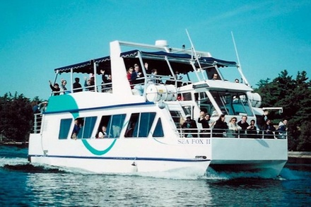 90-Minute 1000 Islands Sightseeing Cruise.