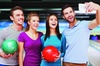 $35 For 2-Hour Unlimited Bowling Package & Shoes For Up To 6 people...