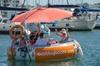 Self-Drive BBQ Boat Hire Mandurah - Group of 7 - 10 people