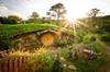 Hobbiton Movie Set Tour + Waitomo Glowworm Caves - Combo Day Tour -...