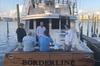 Destin FL Offshore Fishing Charter aboard the Borderline, Wet-N-Wil...