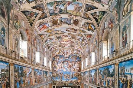 Tour saltafila privato del Vaticano e della Cappella Sistina