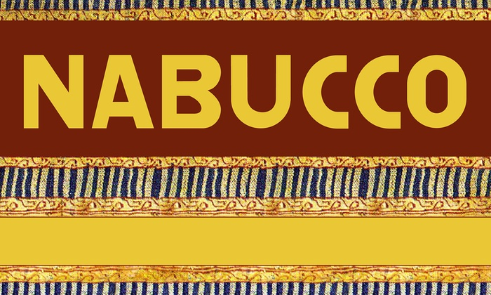 The Center for Jewish History - Midtown Manhattan: Nabucco at The Center for Jewish History