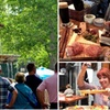 Mainstrasse Village Food Tour in Covington KY