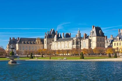 Billet coupe-file pour le château de Fontainebleau