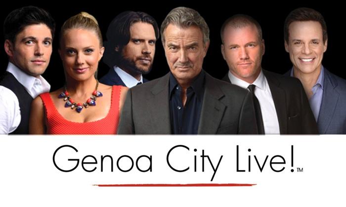 Genoa City Live at Lisner Auditorium
