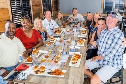 Dallas Beer, Bites & History Walking Tour