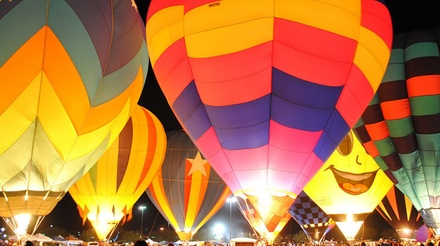 Chattanooga Hot Air Balloon Festival - One-Day Pass: Nov 1 or Nov 2, 2019 (4:00pm)