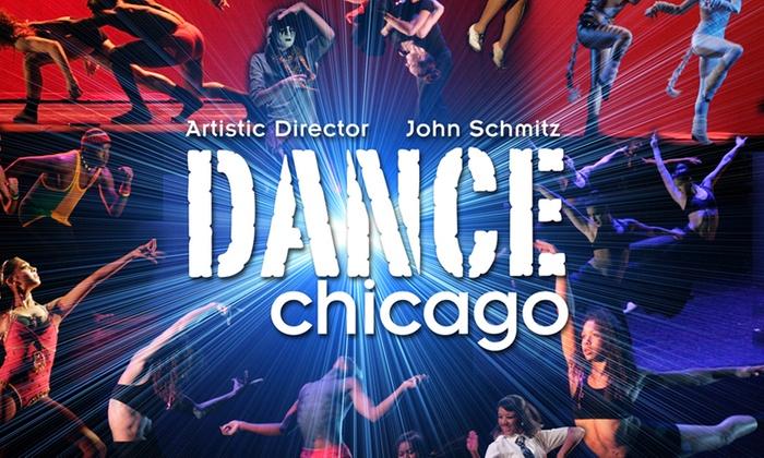 Athenaeum Theatre - Athenaeum Theater: Dance Chicago 2015 at Athenaeum Theatre