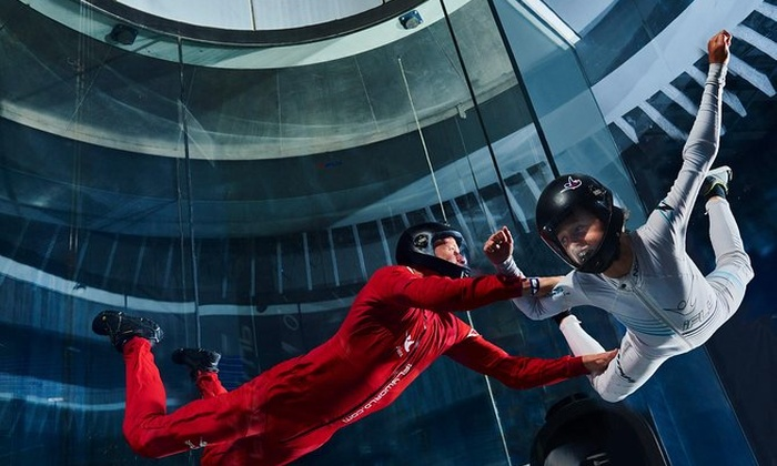 iFLY Fort Lauderdale Indoor Skydiving