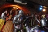 New Year's Eve-Medieval Banquet - 6 Course meal,Ale-Wine with Dinne...