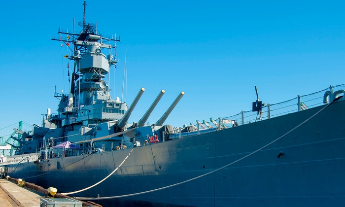 coupon iowa battleship