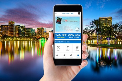 Orlando Discount Card: Eat and Play