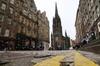 Edinburgh Royal Mile (New Self Guided Tour)