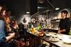 Experiencia interactiva de cocina española en Barcelona