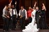 Ópera y espectáculo de flamenco en el Teatro Poliorama o Palau de l...