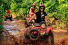 Adventure tour from Cancun Atvs, ziplines and Cenote for the best p...
