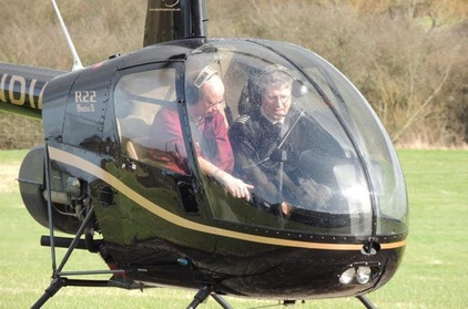 Experience: Helicopter Explorer Trial Lesson For just: £340.0
