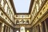 Tour pomeridiano della Galleria degli Uffizi per piccoli gruppi