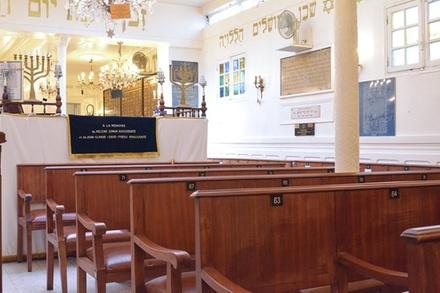 Excursion dans le Marais juif avec visite de la synagogue et déjeuner
