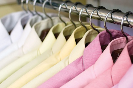 $12.50 for $25 Worth of Dry Cleaning Services