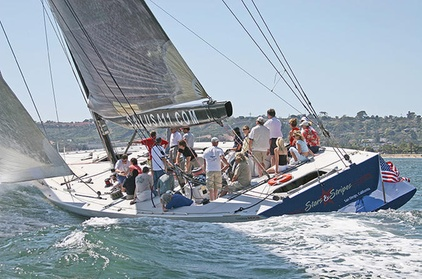 Sail Stars and Stripes America's Cup Racing Yacht 84ae0cbb-3fc3-462d-957f-a79f4e5d245d