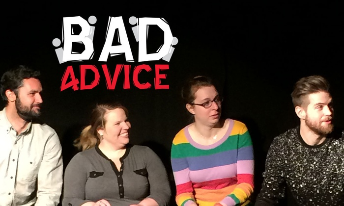 pH Comedy Theater - Edgewater: Bad Advice