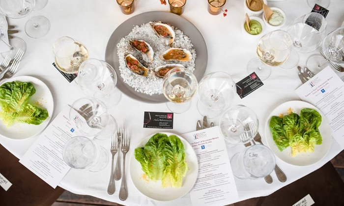 Culinary Institute of America at Greystone  - St. Helena: The Legendary Napa Valley Grand Tasting at Culinary Institute of America at Greystone