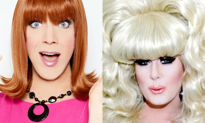 The Theatre at Ace Hotel - Downtown Los Angeles: The Drag Queens of Comedy at The Theatre at Ace Hotel