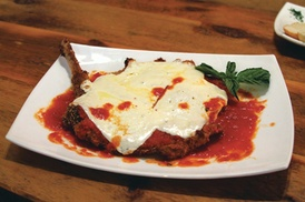 SLYCE CRAFT BEER, WINE, PIZZA & FOOD: $15 For $30 Worth Of Italian Dinner Dining & Beverages