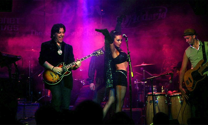 Groove - Groove: SantanaRia: Santana Tribute at Groove