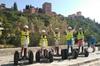 Excursión en Segway en Granada de 1 hora y 15 minutos.