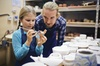 $15 for $30 for Pottery Package for 2 - Includes paint, supplies, &...