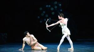 Metropolitan Opera House: American Ballet Theatre's Sylvia at Metropolitan Opera House