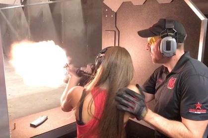 High Powered Shooting Range-Pick 3 Experience