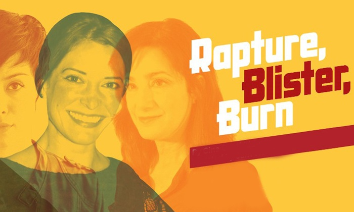 The Lyceum Space - Central San Diego: Rapture, Blister, Burn at The Lyceum Space