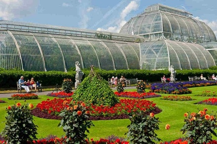 Visit Kew Gardens & See 30+ London Top Sights Walking Tour