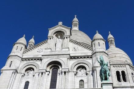 Visite guidée du Sacré-Cœur et de Montmartre