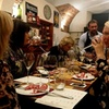 Degustazione di vino italiano a Milano