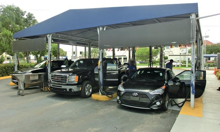 car wash doral  SPORT CAR WASH LLC - SPORT CAR WASH LLC | Groupon