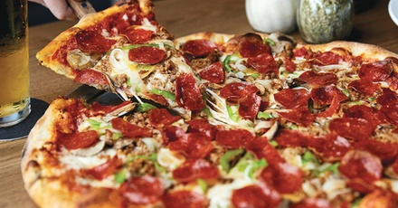 $15 For $30 Worth Of Pizza, Calzones & More