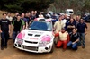 Barossa Rally Car Drive 2 Car Blast 16 Laps and Ride Experience