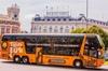 Autobús panorámico de degustación de tapas en Madrid