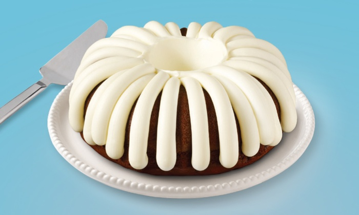 graphic regarding Nothing Bundt Cakes Coupons Printable identify $10 For $20 Truly worth Of Bundt Cakes