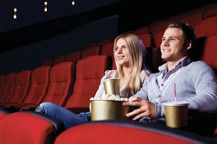 $13.75 For 2 General Admission Tickets, 1 Medium Popcorn & 1 Medium Drink (Reg. $27.50)
