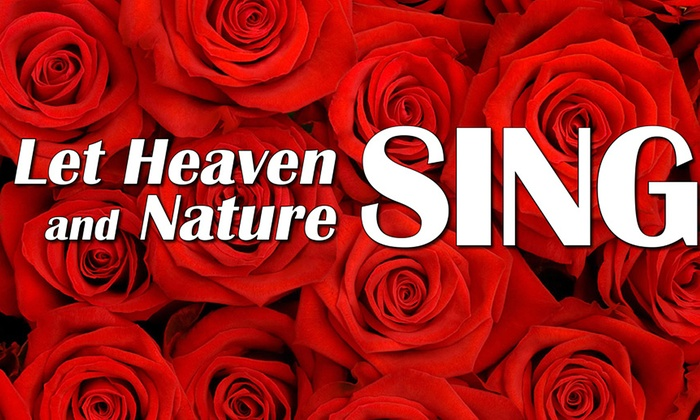 Christ Episcopal Church - Alameda: Let Heaven and Nature Sing: Alameda at Christ Episcopal Church