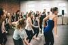 Dance style of London