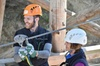 Zipline Combo with Wine Tasting Tour from Queenstown