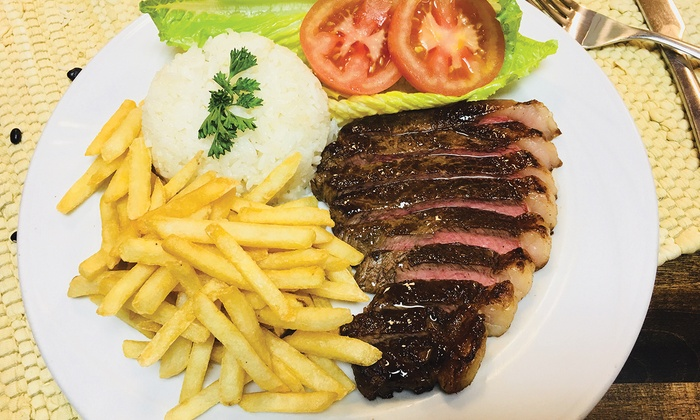 nossa brazilian grill nossa brazilian grill groupon
