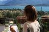 Domaso: degustazione di vini presso cantina sul Lago di Como
